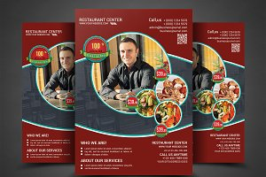 Best Food Resto - Restaurant Flyer