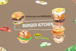 Custom - Hamburger