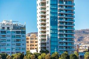 Limassol urban architecture