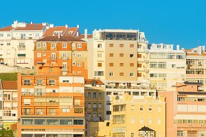 Lisbon architecture  Portugal