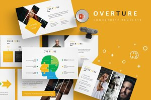 Overture -  Powerpoint Template