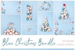Blue Christmas Bundle