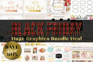 Black Friday Graphic Bundle
