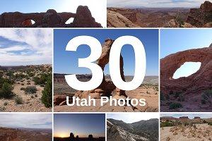 30 Utah Photos