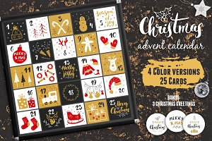 Christmas Advent Calendar v2