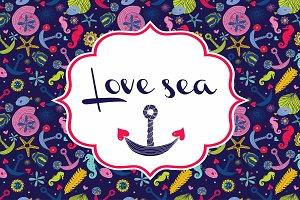Love sea!