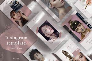 Beauty Instagram Template