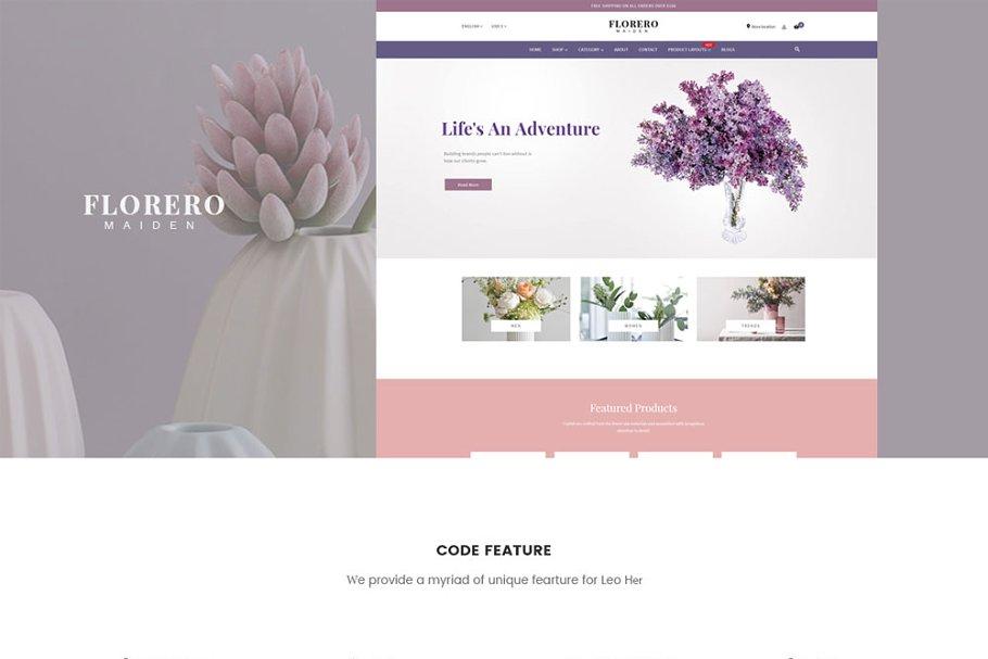 FREE LEO FLORERO - FLOWERS AND VASES