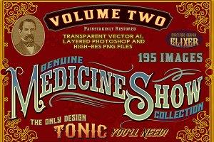 The MEDICINE SHOW Kit Vol.2