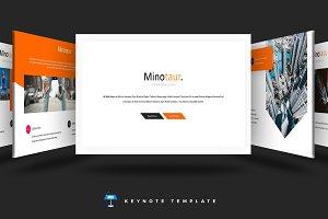 Minotaur - Keynote Template