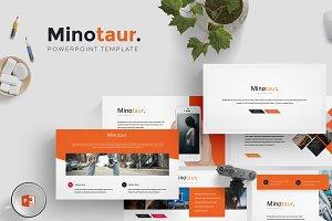Minotaur - Powerpoint Template
