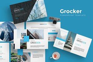 Grocker -  Powerpoint Template