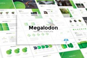 Megalodon - Keynote Template