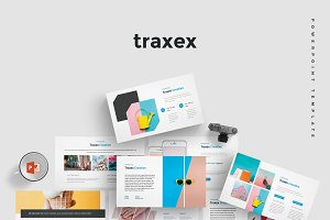 Traxex -  Powerpoint Template