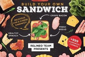 Sandwich Builder / Creator