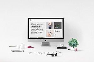 Achiya || Agency Portfolio