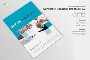 Corporate Business Brochure Vol. 2