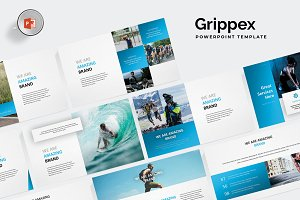 Grippex - Powerpoint Template