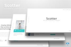 Scotter - Keynote Template