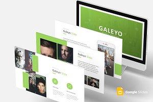 Galeyo - Google Slides Template