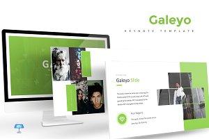 Galeyo - Keynote Template