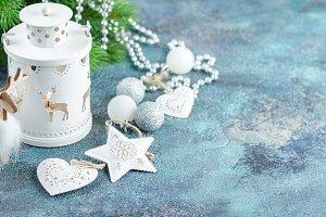 Scandinavian style Christmas