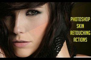 7 Skin Retouching Actions