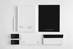 Minimalist Stationery Vol.4