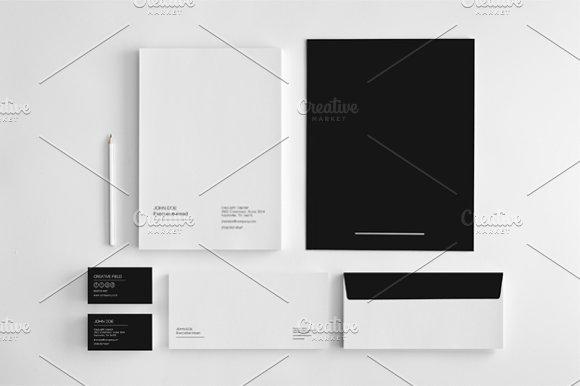 Minimalist Stationery Vol.4 - Stationery