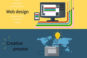 Web Design and Creative Process