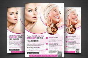 Spa Beauty-Print Templates