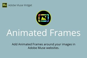 Animated Frames Adobe Muse Widget