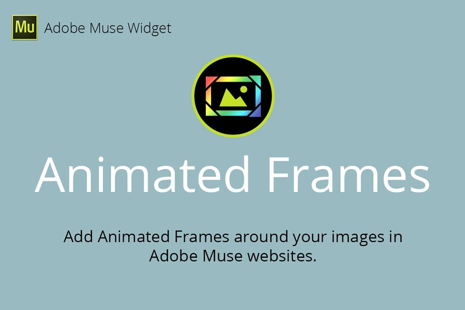 Free Muse Slideshow Widget