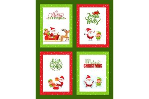 Christmas Cards Collection with