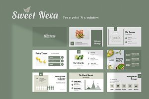 Sweet Nexa Powerpoint Presentation
