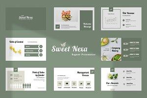 Sweet Nexa Keynote Presentation