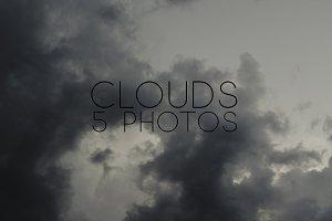 5 Cloud Photos