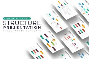 Structure Presentation - Infographic