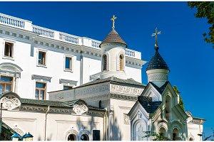 Holy Cross church at the Livadia