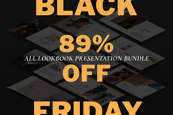BLACK FRIDAY - 89% OFF Big Bundle