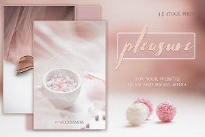 Pleasure - Stock Photos