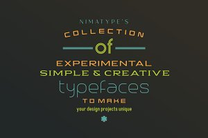 NimaType´s Collection of Typefaces