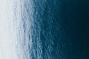 Ocean water gradient