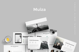 Muiza - Google Slides Template