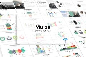 Muiza - Keynote Template