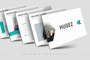 Hugez - Keynote Template