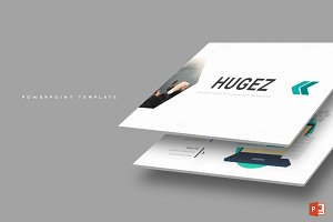 Hugez - Powerpoint Template