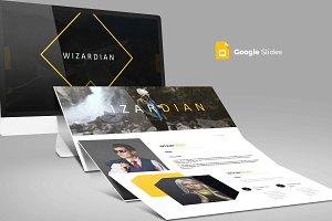 Wizardian - Google Slides Template