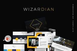Wizardian - Powerpoint Template