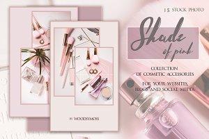 Shade of Pink - Stock Photos